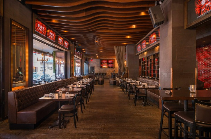 Paige Hospitality Group transforms the traditional sports bar concept into an upscale experience. Ainsworth Park in New York City serves beer, wine and signature cocktails.