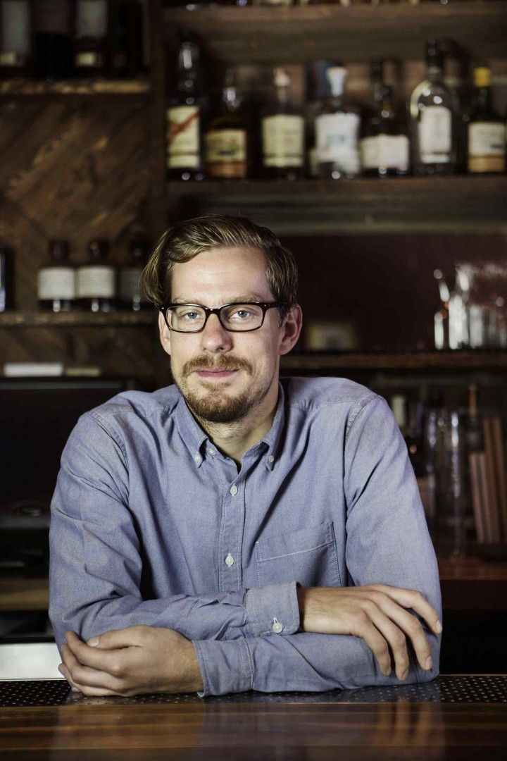 At Taste by Niche, Kyle Mathis offers bold innovations and complex classics.