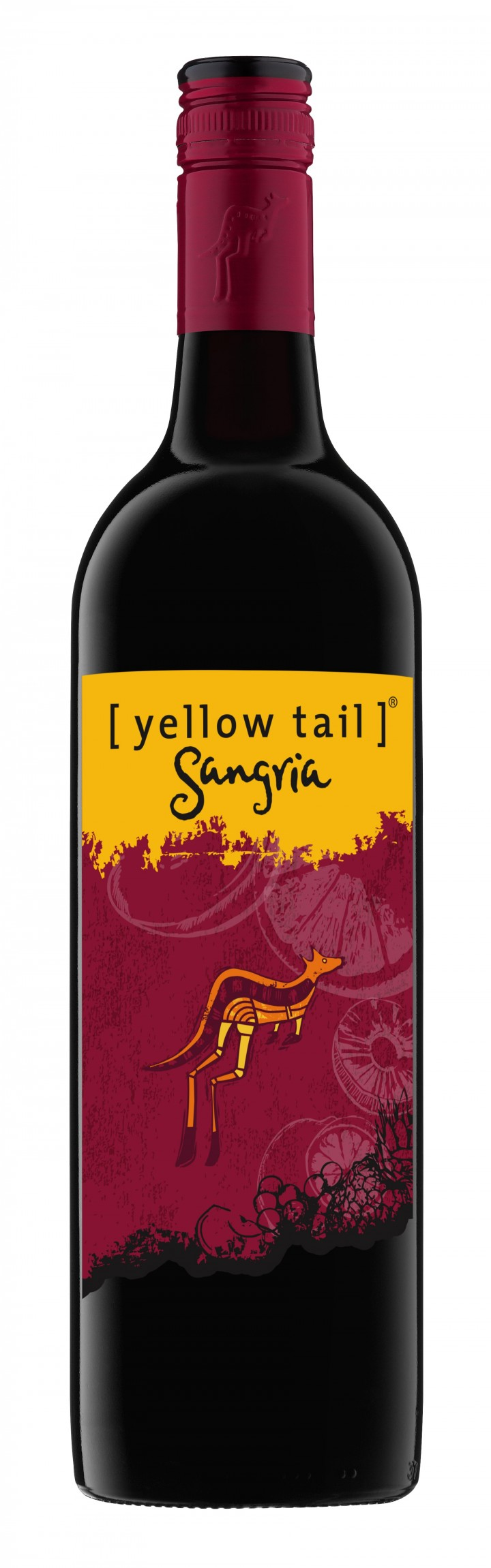Yellow Tail sangria had a very strong debut, depleting 88,000 cases in its first six months.