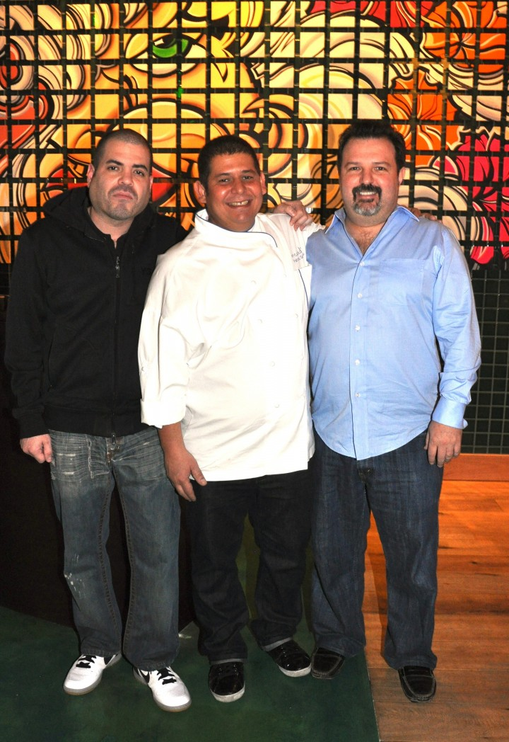 Brothers Alfredo, Patricio and Felipe Sandoval founded Mercadito Hospitality in 2004 and now operate seven bar and restaurant brands.