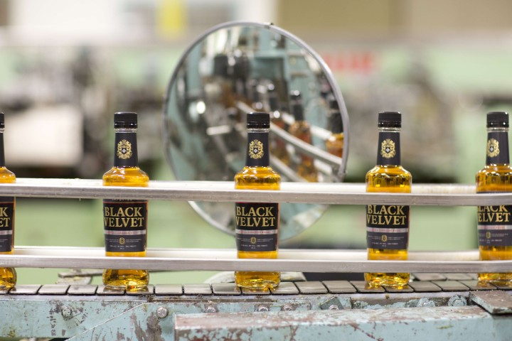 Black Velvet is the second-largest Canadian whisky brand in the United States. It rose almost 4 percent in 2013 for both core and flavored variants.