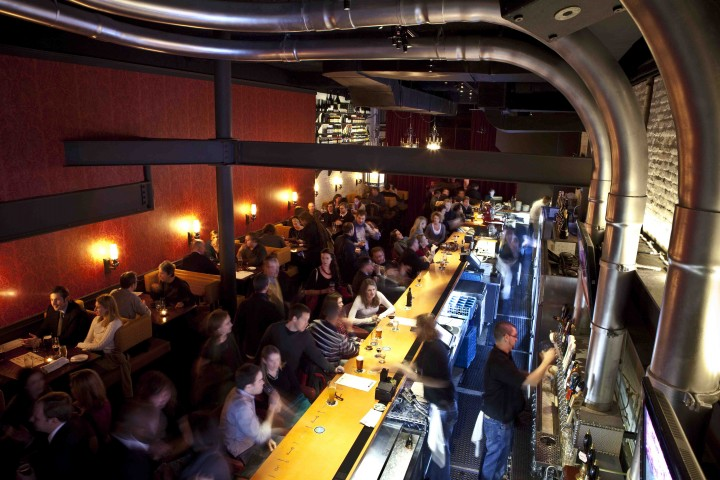 ChurchKey opened in 2009 as one of NRG's first Washington, D.C., venues. Located upstairs from sister restaurant Birch & Barley, the bar has made a name for itself by offering hundreds of craft, cask and bottled brews.
