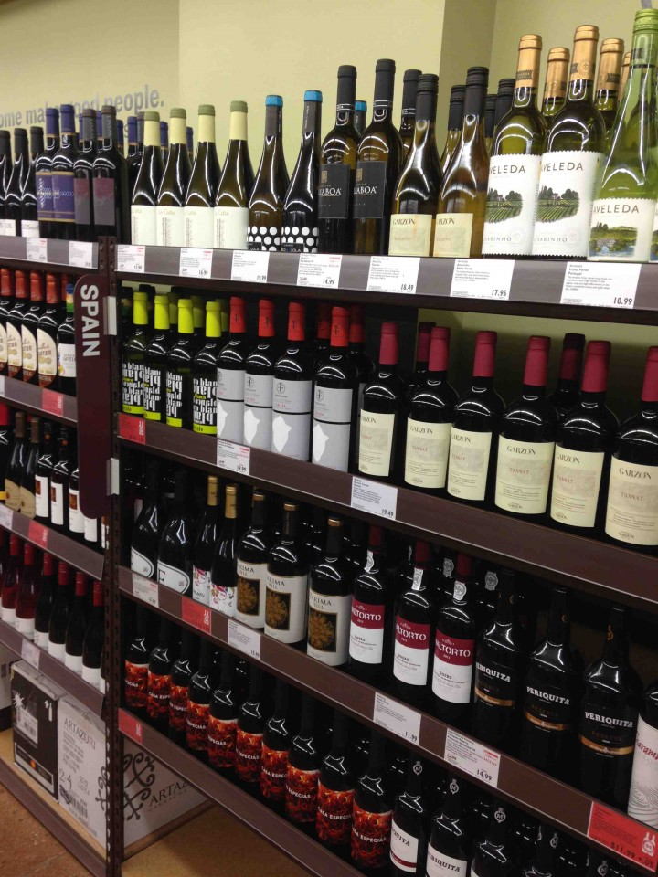 Red and rosé offerings made with Garnacha do especially well at Beverages and More.