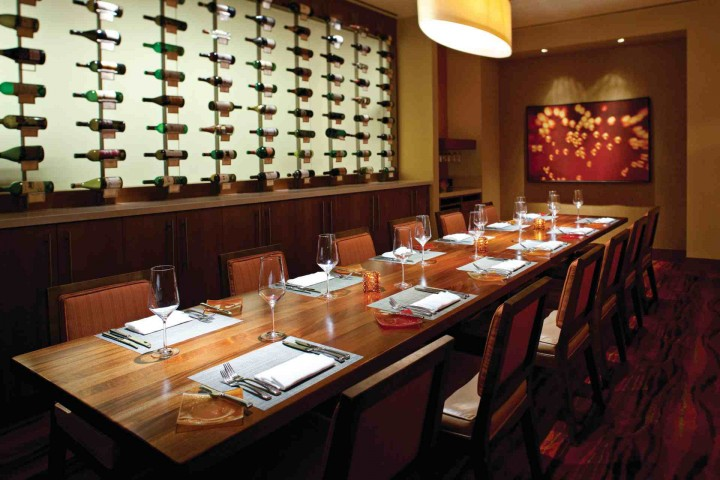 The Four Seasons Hotel in Austin, Texas, sells a variety of Spanish wines to adventurous guests, including selections from Priorat and labels featuring Albariño.