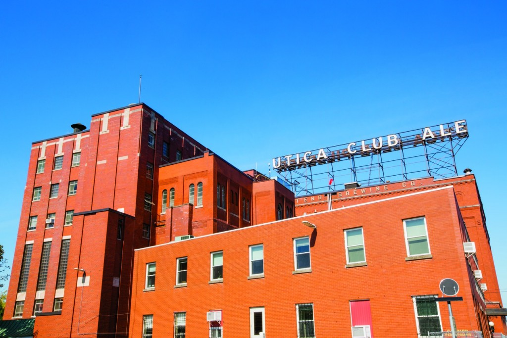 The F.X. Matt Brewing Co. was founded in 1888 in Utica, New York; most of the brewery's volume comes from Saranac, the craft beer it introduced in 1985.