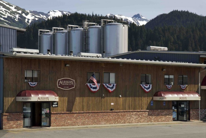 Alaskan Brewing Co. is the 17th-largest craft brewery in the country and produces beer that's rooted in Alaskan tradition.