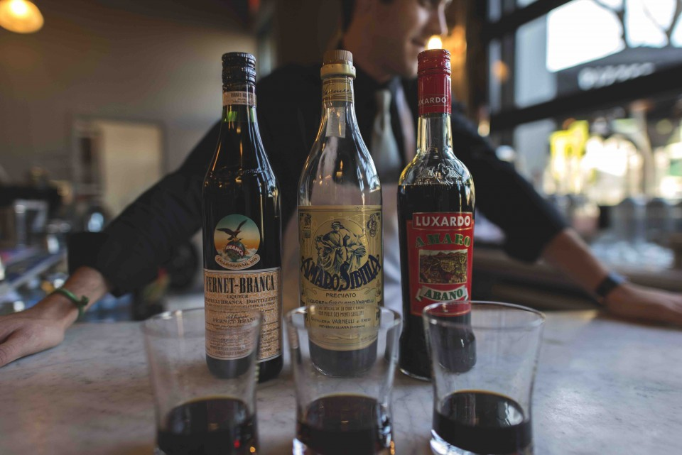 The Italian bitter liqueur amaro has enjoyed  double-digit growth in recent years. Offerings like the amaro flights at Boulder, Colorado's  Pizzeria Locale have driven customer awareness.