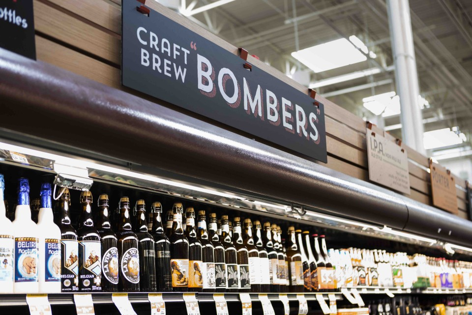 The 120-unit grocery chain Raley's, which has locations in California and Nevada, stocks a diverse lineup of flavored beers that appeal to both entry-level and high-end drinkers. Many craft brewers have released offerings that showcase unusual ingredients and flavors.