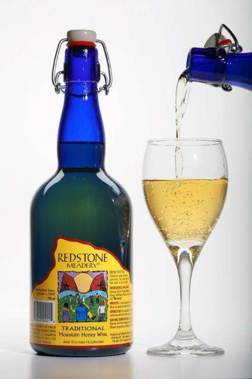 Boulder, Colorado–based Redstone Meadery has enjoyed increasing growth in recent years for its products, including a line of eight Mountain Honey Wine expressions.