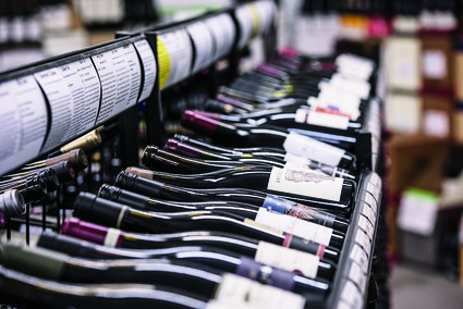 Over 98 percent of sales at Vin Chicago come from wine.