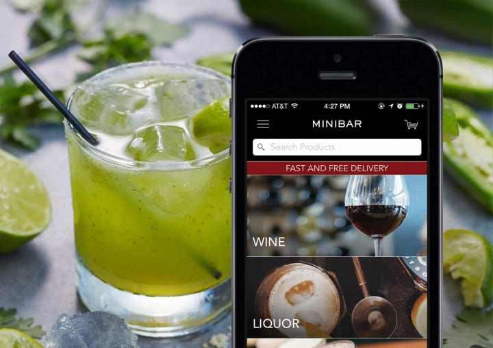 Minibar operates in six major cities and takes a cut of sales. Along with other apps, it helps stores reach millennials and wealthy older consumers.