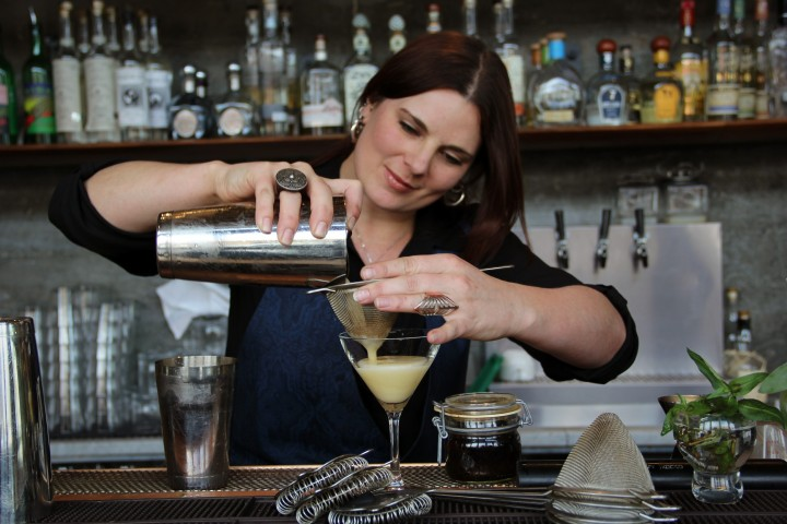 As bar director at Healdsburg, California's Spoonbar, area native Tara Heffernon finds her cocktail inspiration in local products.