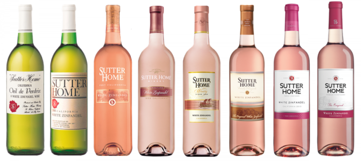 Decades after creating the White Zinfandel category, Sutter Home remains the leading brand for the varietal.