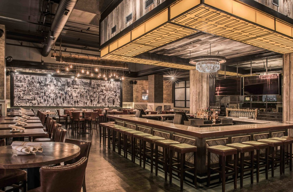 Alpana Singh's newest venue, Seven Lions, recently opened in Downtown Chicago with a menu of modern American clubhouse fare, West Coast wines and local craft beers.
