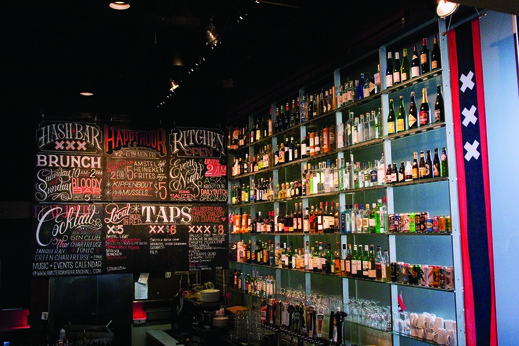 Amsterdam Bar & Hall in St. Paul, Minnesota offers dozens of gins from around the world, with a particular focus on Dutch genever.