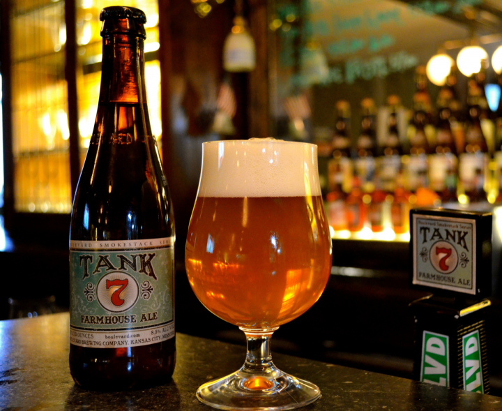 Originally released for a limited time only, Boulevard's Tank 7 farmhouse ale has become one of the brand's best-sellers.