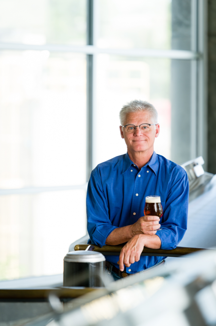 John McDonald founded Boulevard Brewing Co. in 1989 and last year sold the business to Duvel Moortgat USA.