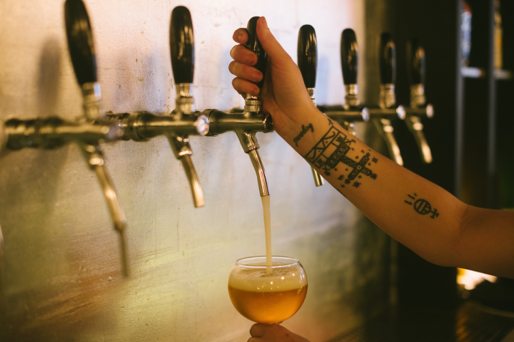 New York City's Wassail offers almost 100 ciders from around the world.