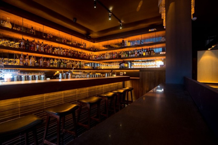 Bar Goto offers unique takes on well-known drinks in an upscale setting.