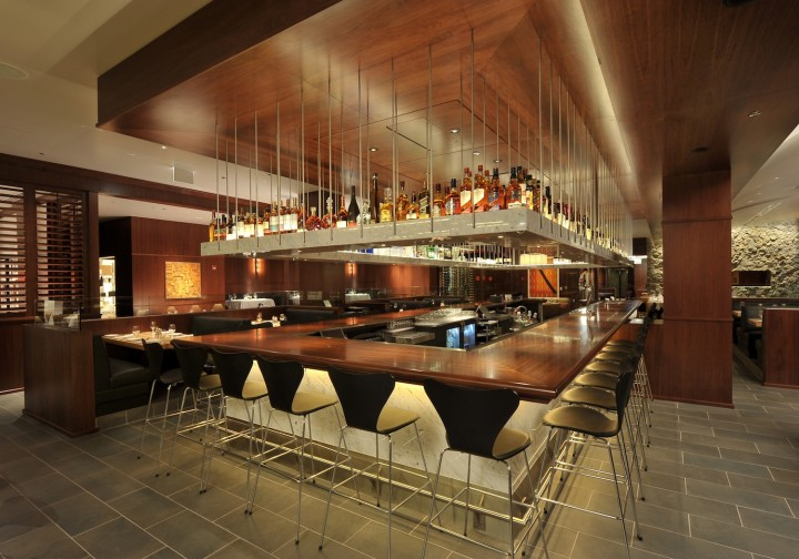 At III Forks Steakhouse, flavored whiskies appeal to younger drinkers and women. The eight-unit concept also infuses whiskies in-house.