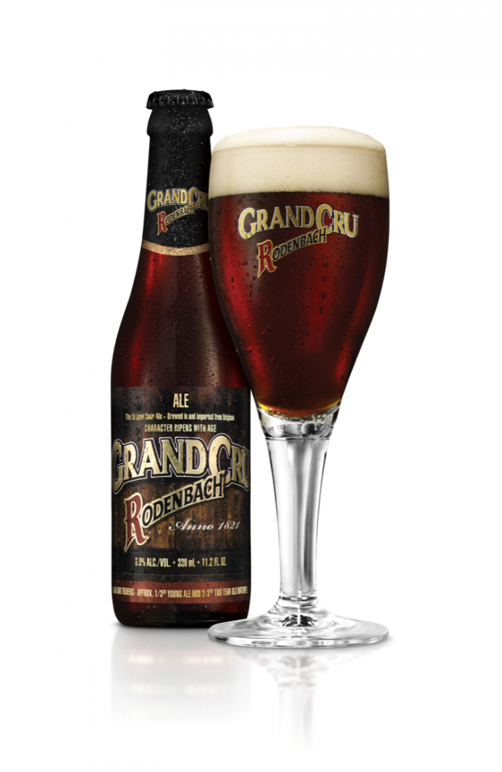 Brewers and on-premise operators point to custom glassware as key to enjoying Belgian beer at its best. Rodenbach offers a specially designed chalice for its Grand Cru expression.