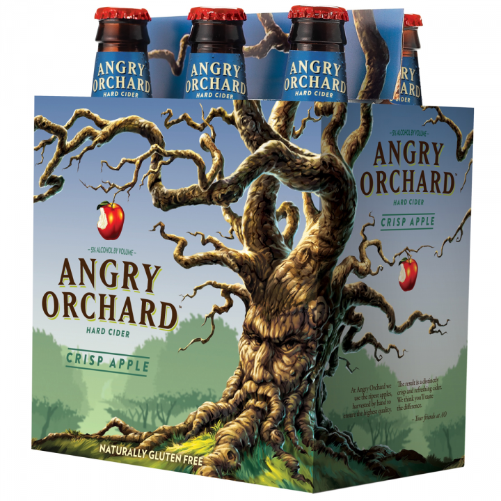 With several varieties including Crisp Apple, Cinnful Apple and Elderflower, Angry Orchard continues to bolster the Boston Beer portfolio. The company is looking to open a new cidery in New York.