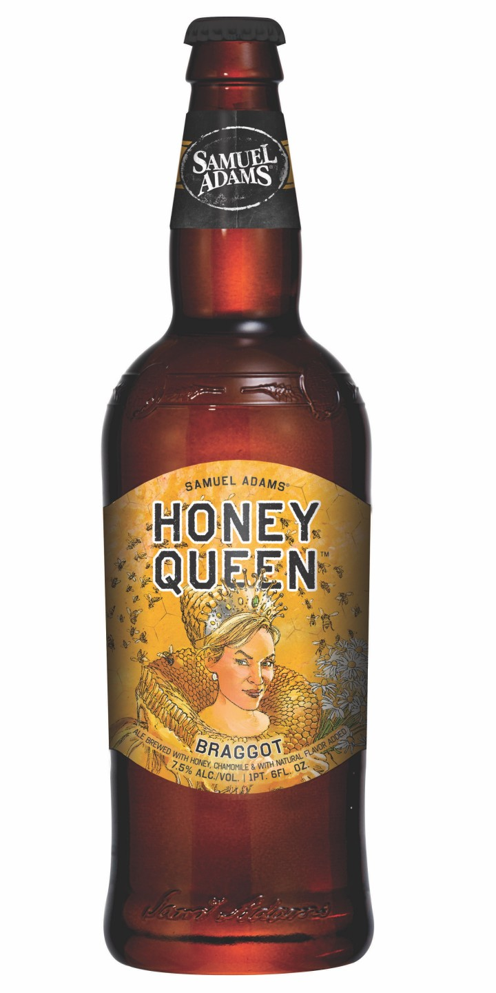 The Boston Beer Co. is no stranger to brewing with honey, even experimenting with ancient style known as braggot with its Samuel Adams Honey Queen.