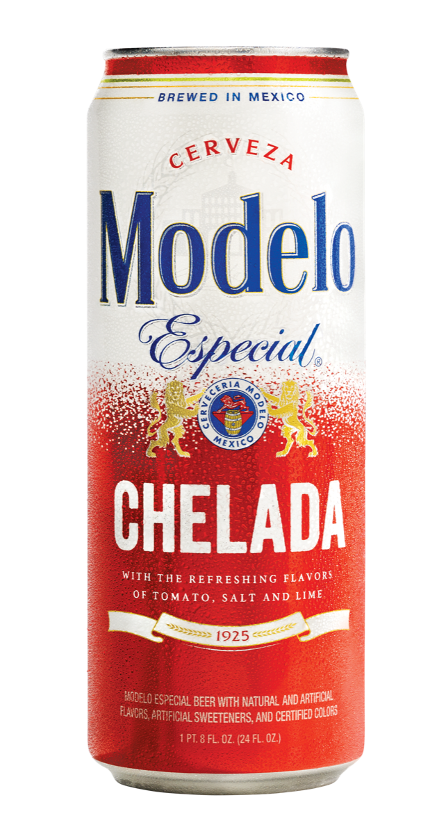 New to this year's Hot Brands, Modelo Especial Chelada has made impressive strides since its 2013 debut.