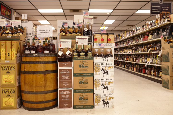 Spirits have been a major growth area in the last few years, and the category now contributes 30 percent of sales across  4,000 SKUs. Bourbon, Scotch and Japanese whiskies lead sales thanks to a strong selection and an affluent customer base.