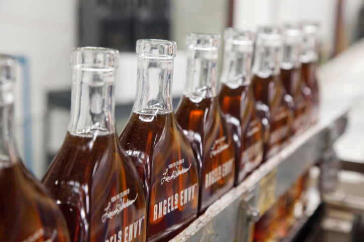 High-end Bourbon is booming, bolstering brands like Angel's Envy.