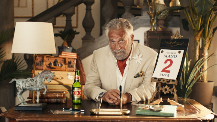 Like other Mexican imports, Dos Equis has enjoyed impressive growth in recent years, spurred by its