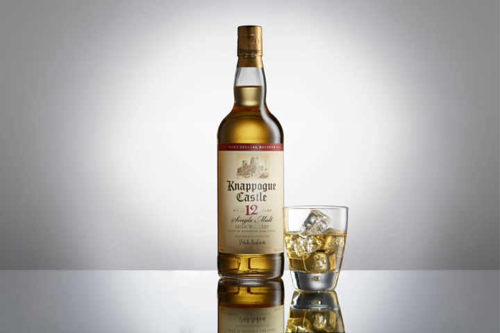 Boutique Irish offerings like Castle Brands' Knappogue Castle single malt whiskey are attracting increasing attention as customer sophistication grows.
