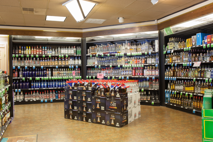 Pinkie's stores stock roughly 5,000 SKUs of beer, wine and spirits, and the company also has a thriving wholesale business.