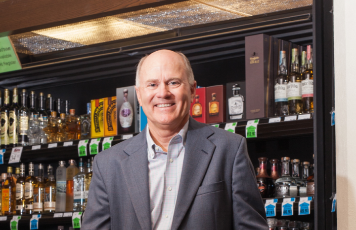 Austin Keith has headed the Pinkie's retail chain in West Texas since 1998. In addition to building a thriving business, he has also continued a legacy of community service started by founder Pinkie Roden.