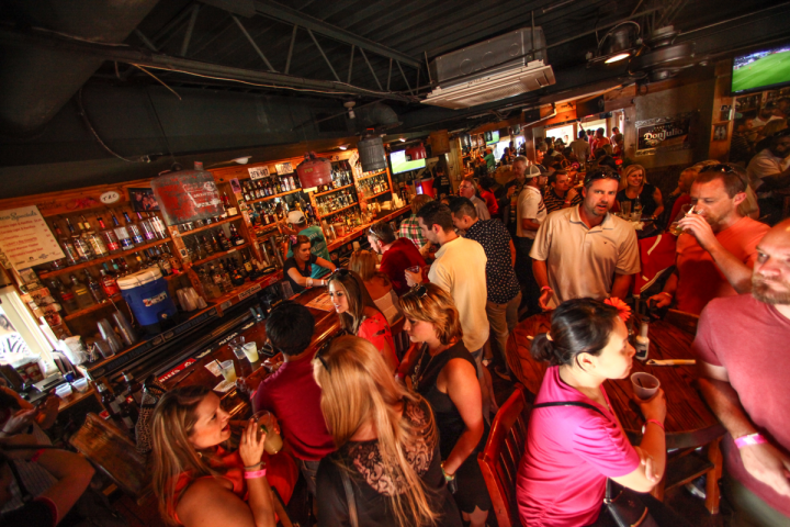 At Tin Lizzy's Cantina in Georgia and South Carolina, up to half of draft sales come from Mexican imports.