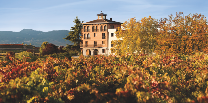 While Rioja wines (Bodegas Beronia pictured) continue to grow and remain the largest segment of Spanish table wine, the country's other regions have surged in the United States.