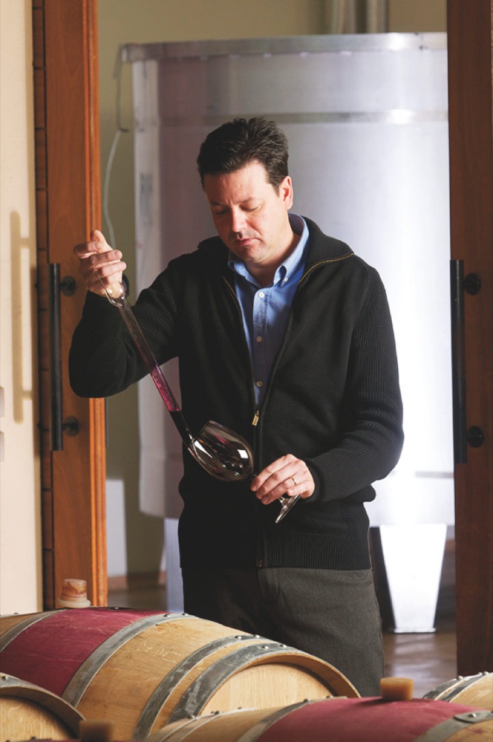 José Ferrer serves as winemaker for Secastilla, an estate winery located in the little-known Somontano appellation in the Pyrenees.
