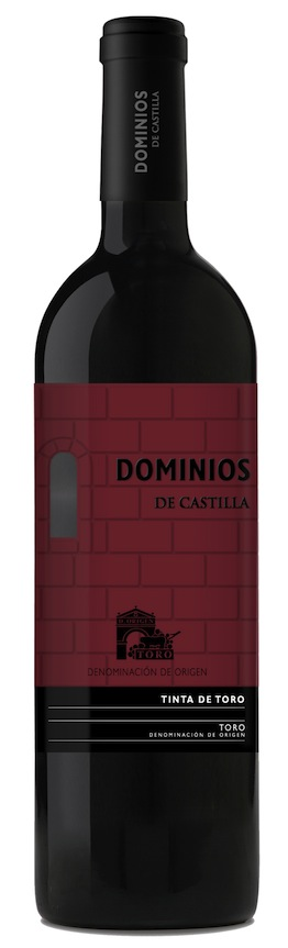 The Dominios de Castilla range features three wines from the Castilla region, each from a different appellation. Such cross-appellation branding only became legal in Spain in the last few years.
