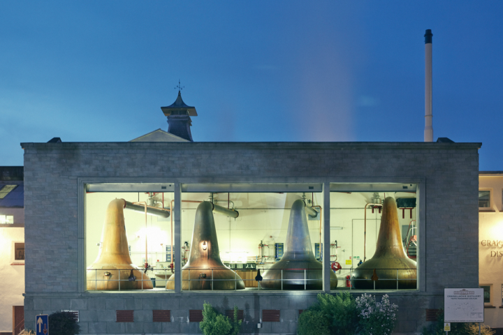 Bacardi's plan to release some of the single malts that make up the Dewar's blend began with The Craigellachie (distillery pictured), which debuted a 13-year-old and a 23-year-old last year.