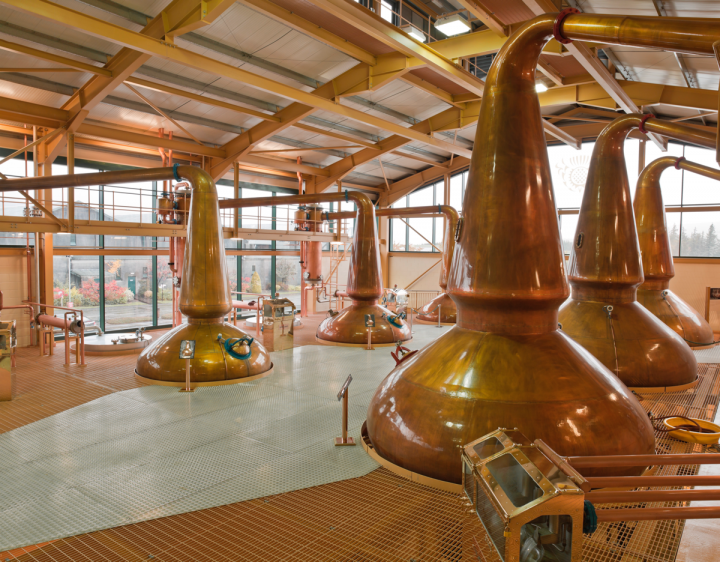 This fall, category leader The Glenlivet (stills pictured) is adding Founder's Reserve, a no-age-statement offering that's positioned between The Glenlivet 12-year-old and 15-year-old variants.