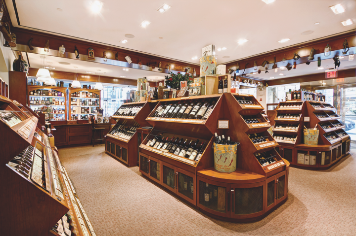 At New York City retailer Sherry-Lehmann, higher-end Australian wines are growing faster than the rest of the category.