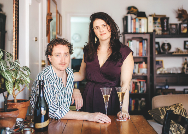 Gordon Little and Lauren Peacock of Little Peacock Imports have observed increasing demand for their Australian-only portfolio since 2011.