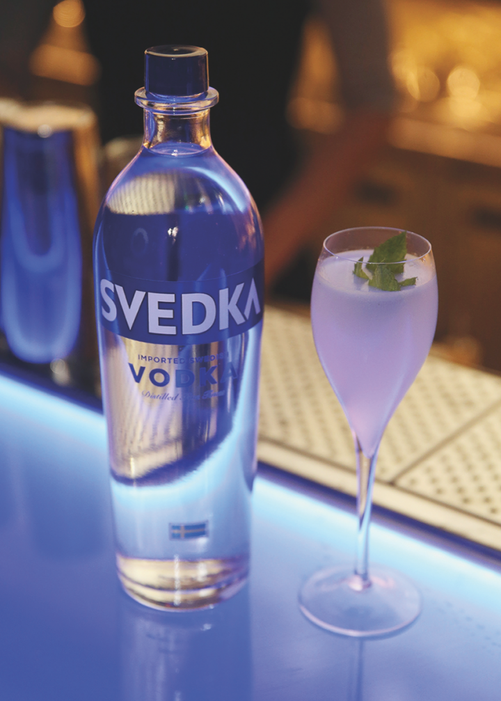 Constellation Brands' Svedka vodka is expected to pass Absolut to become the largest imported vodka this year. The brand rose 3.3 percent to 4.08 million cases in 2014.