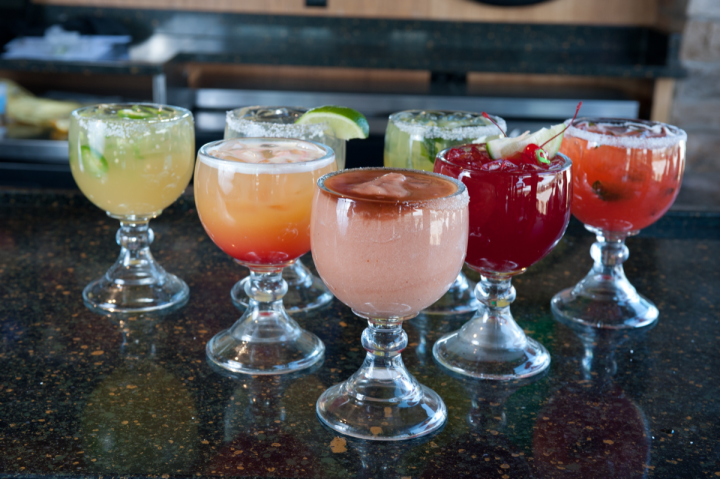 Boldly flavored cocktails, such as Margaritas, Bloody Marys and Long Island Iced Teas, give 54<sup>th</sup> Street patrons variety and value.