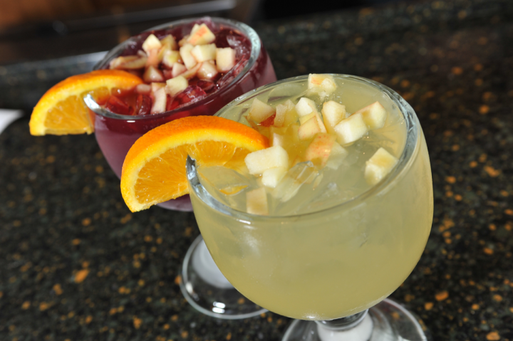 Although wine sales pale in comparison to beer, sangria has become an unexpected hit. Its success reduces waste, allowing for a larger wine program.