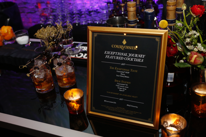 Courvoisier recently launched a double barrel–aged Cognac for cocktails.