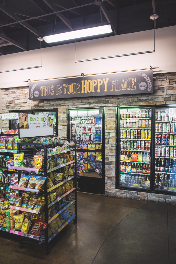 At Brentwood, Tennessee–based Mapco Express, craft brews have grown from 7.3 percent of beer sales in 2014 to 9.1 percent this year.
