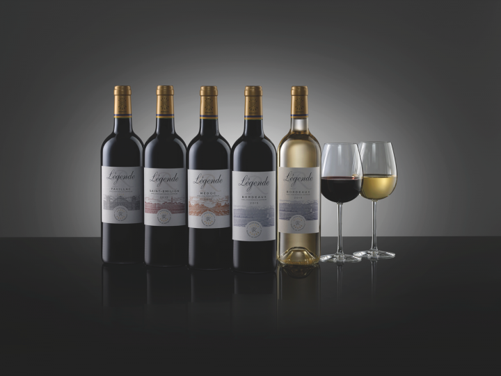 Pasternak Wine Imports will launch the accessibly priced Légende range in the spring. Produced by Domaines Barons de Rothschild (Lafite), Légende aims to introduce Bordeaux to millennials.