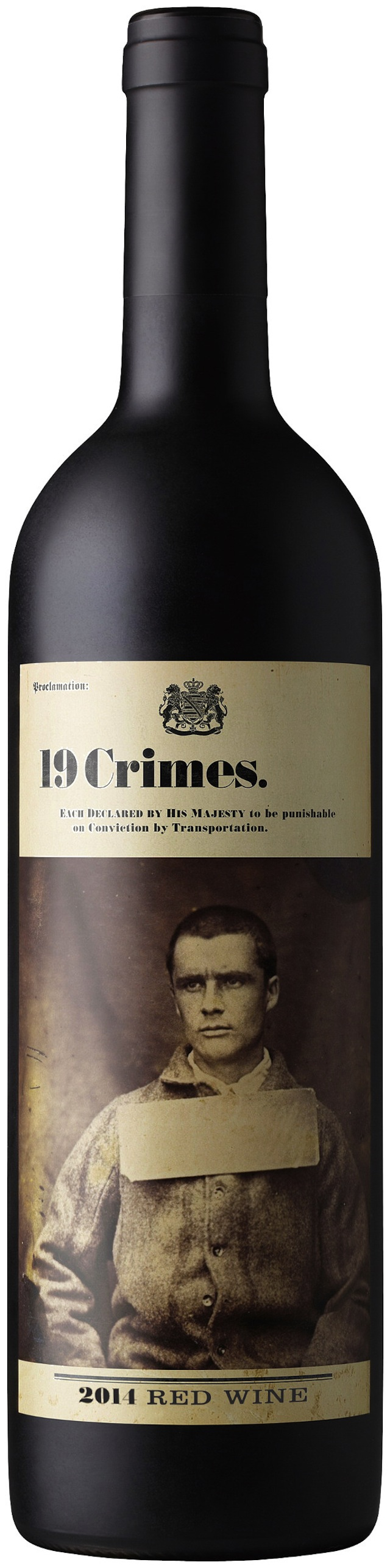 Treasury Wine Estates' 19 Crimes brand focuses on story and has helped stoke interest in Australian wine among millennials.