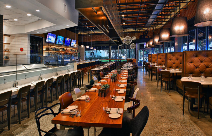 Forking Amazing Restaurants operates three Jacksonville venues, including modern Italian concept Il Desco (pictured). The group has another restaurant, as well as a craft distillery, in the works.